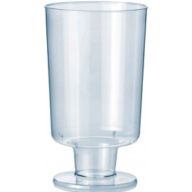 Copa con Pie de Plastico 150ml 1P (264 Uds)