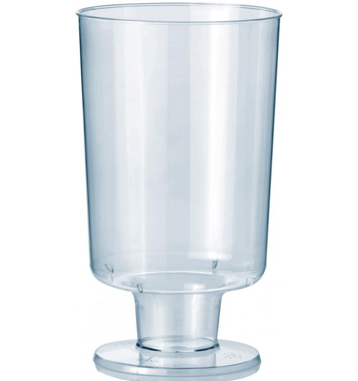 Copa con Pie de Plastico 150 ml (264 Uds)