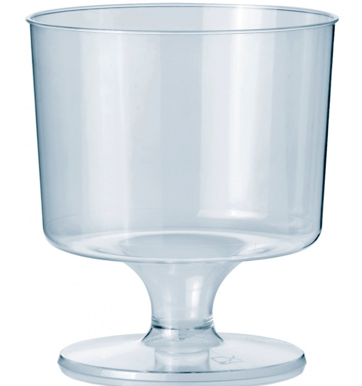 Copa con Pie de Plastico 170ml 1P (540 Uds)