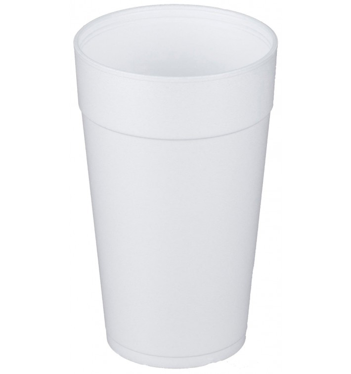 Vaso Termico Foam EPS 44Oz/1300ml Ø11,7cm (20 Uds)
