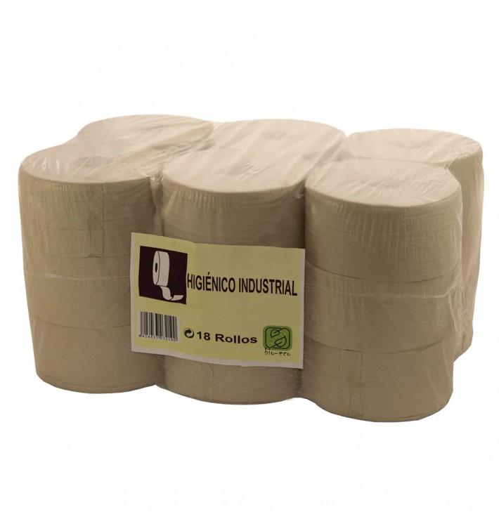 Papel Higienico Industrial 0,33 Kg Ecológico (18 Uds)