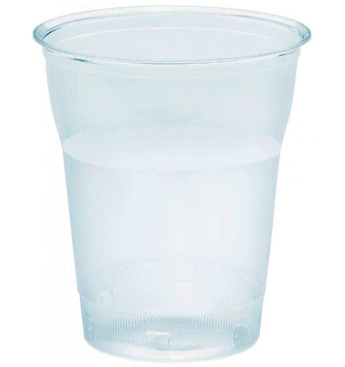 """Vaso Plastico """"Diamant"""" PS Cristal 100ml Ø5,8cm (50 Uds)"""