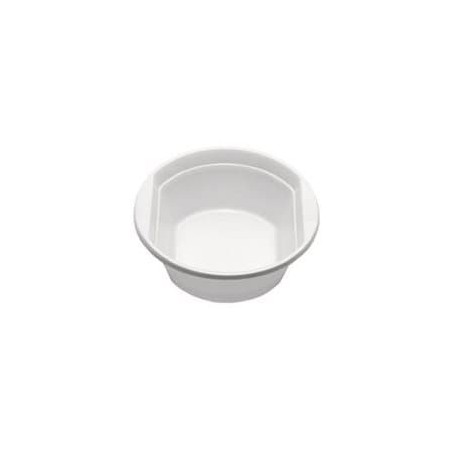 Bol de Plástico PS Blanco 300ml Ø11,9cm (1000 Uds)