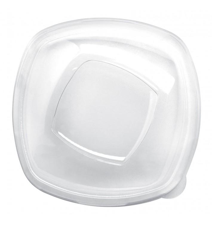 Tapa de Plastico Transp. para Bol Square PET 210mm (30 Uds)
