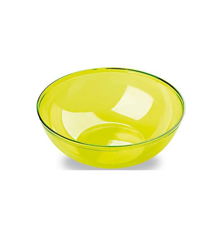 Bol PS Cristal Duro Verde 3500ml Ø27cm (1 Uds)