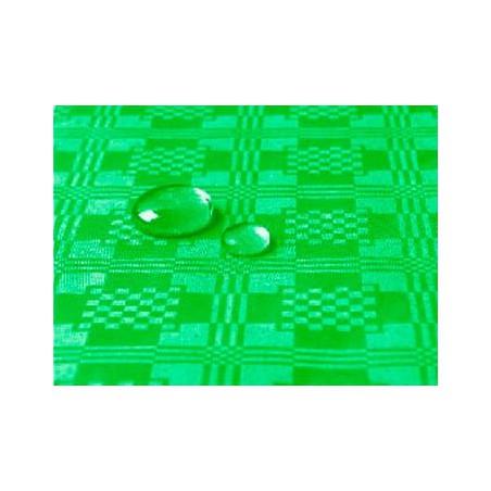 Mantel Impermeable Rollo Verde Kiwi 1,2x5 metros (10 Uds)