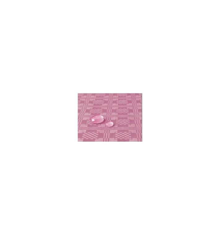 Mantel Impermeable Rollo Rosa 1,2x5 metros (10 Uds)