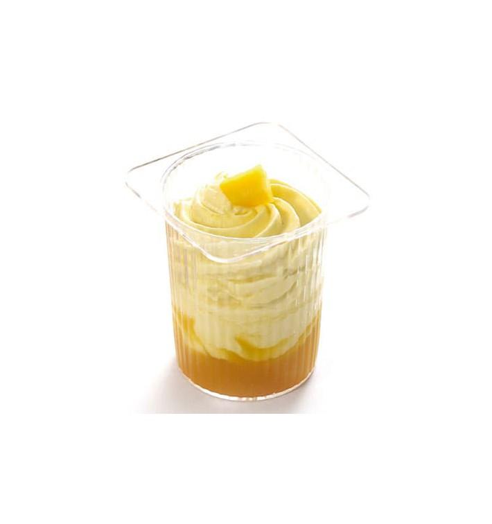 """""""P'ti suisse"""" Degustación Transparente PS 60ml (20 Uds)"""