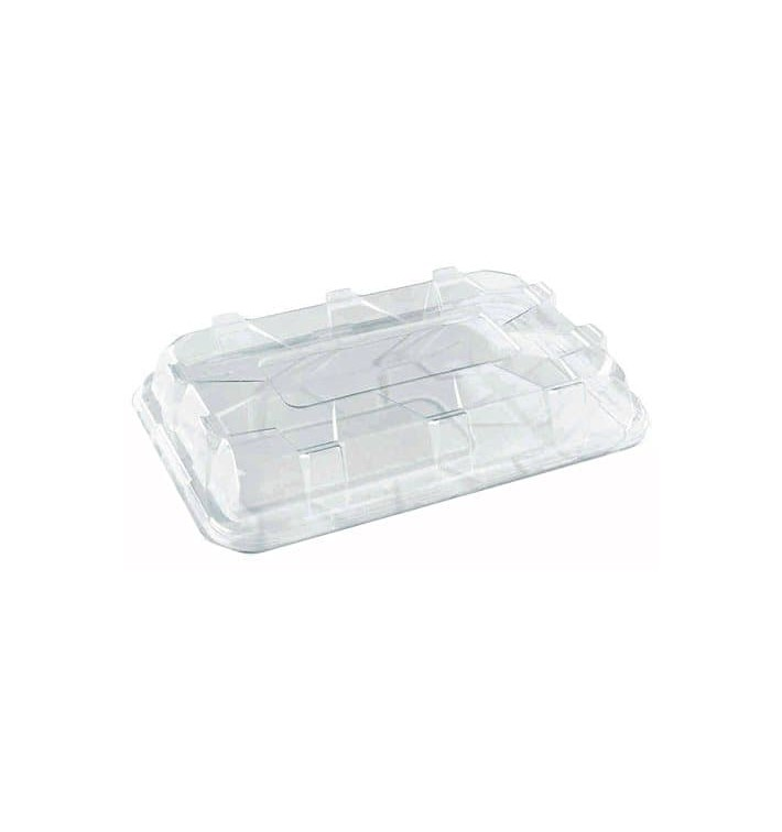 Tapa de Plastico Transp. para Bandeja de 35x24x8 cm (50 Uds)