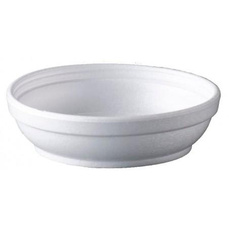 Bol Termico Foam Blanco 5Oz/150ml Ø11cm (50 Uds)