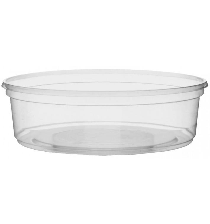 Tarrina de Plastico Transparente 125ml Ø10,5cm (1.000 Uds)
