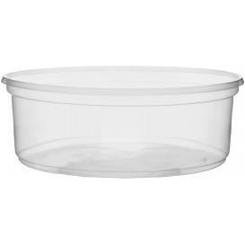 Tarrina de Plastico Transparente 150ml Ø10,5cm (100 Uds)