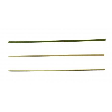 Pinchos de Bambu Verde Natural 250mm (5000 Uds)