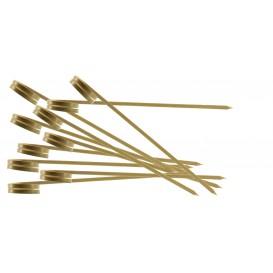 Pincho de Bambu con Asa Rizada 150mm (5000 Uds)