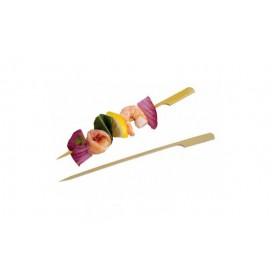 "Pinchos de Bambu ""Golf"" 120mm (200 Uds)"