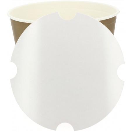 Tapa Cartón para Cubo de Pollo 5100ml (100 Uds)