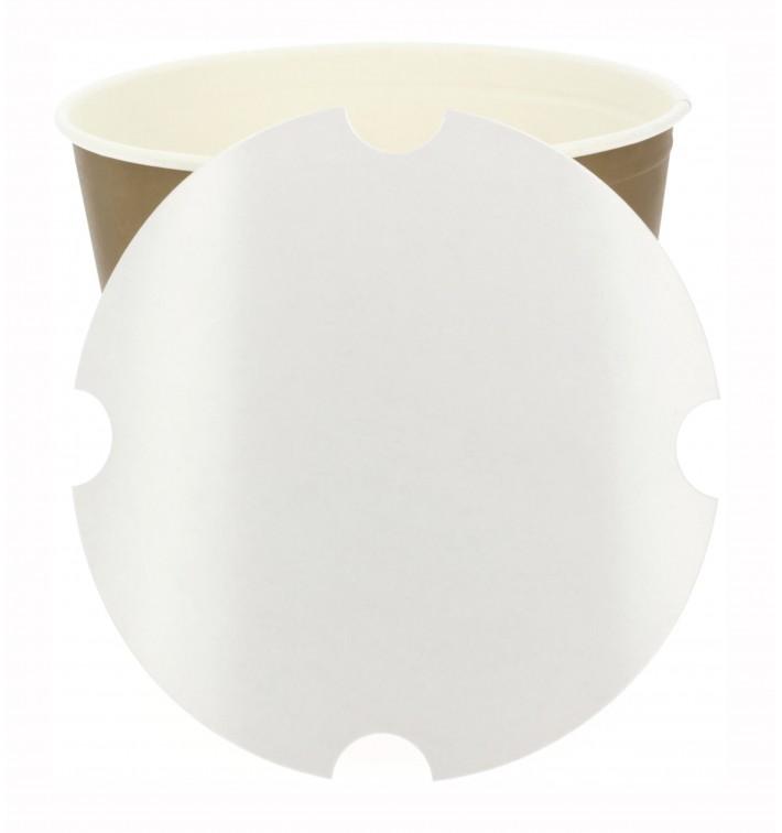 Tapa Cartón para Cubo de Pollo 3990ml (100 Uds)