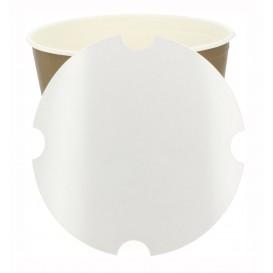 Tapa Cartón para Cubo de Pollo 3990ml (300 Uds)