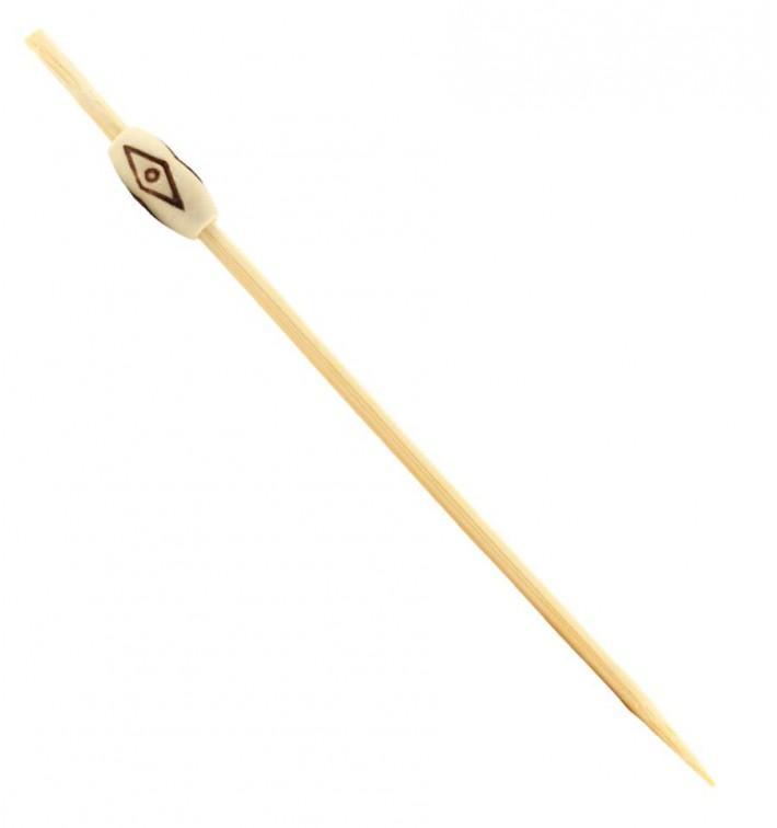 Pincho de Bambu Étnico 120mm (5000 Uds)