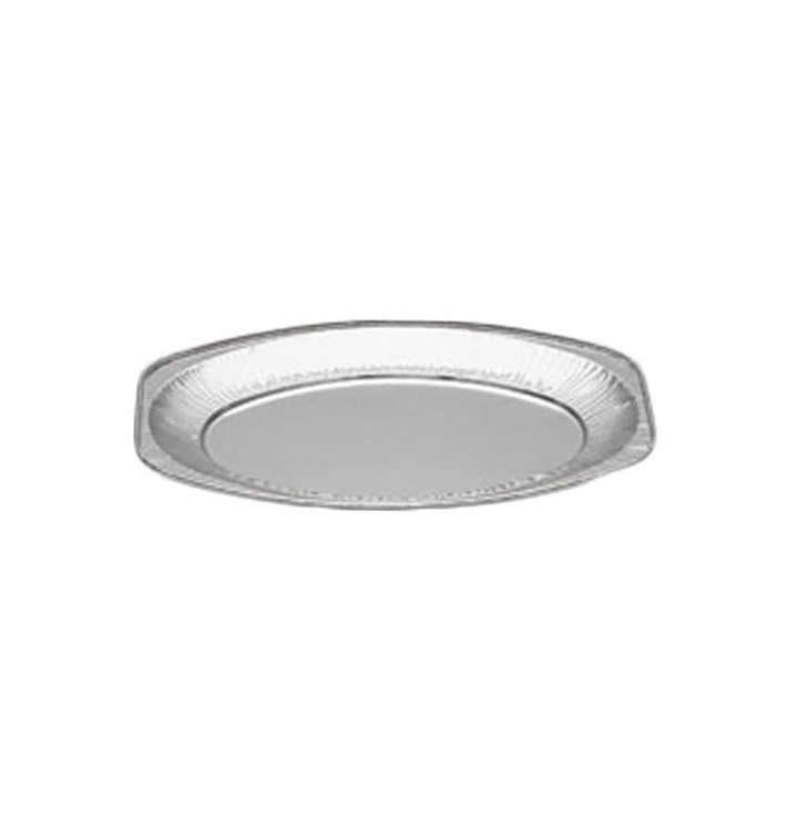 Bandeja Ovalada de Aluminio 870ml (100 Uds)