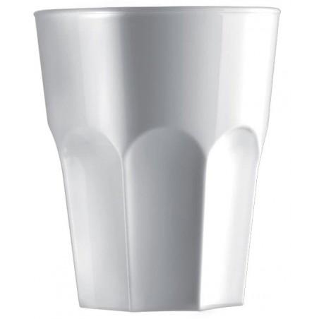 Vaso Reutilizable SAN Chupito Blanco 40ml (6 Uds)