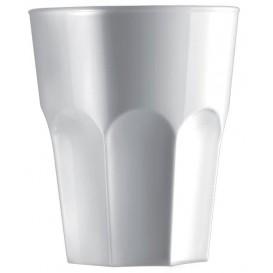 Vaso Reutilizable SAN Chupito Blanco 40ml (72 Uds)