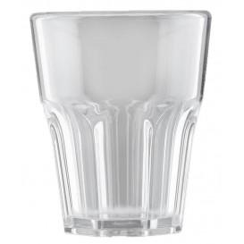 Vaso Reutilizable SAN Rox Transparente 300ml (120 Uds)
