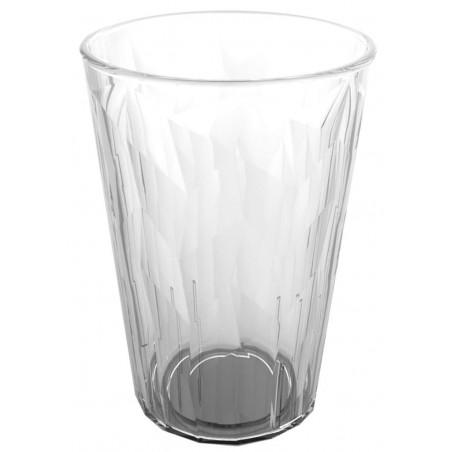 Vaso Reutilizable SAN Granity Ice Transp. 420 ml (75 Uds)
