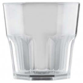 Vaso Reutilizable SAN Mini Drink Transparente 160ml (96 Uds)