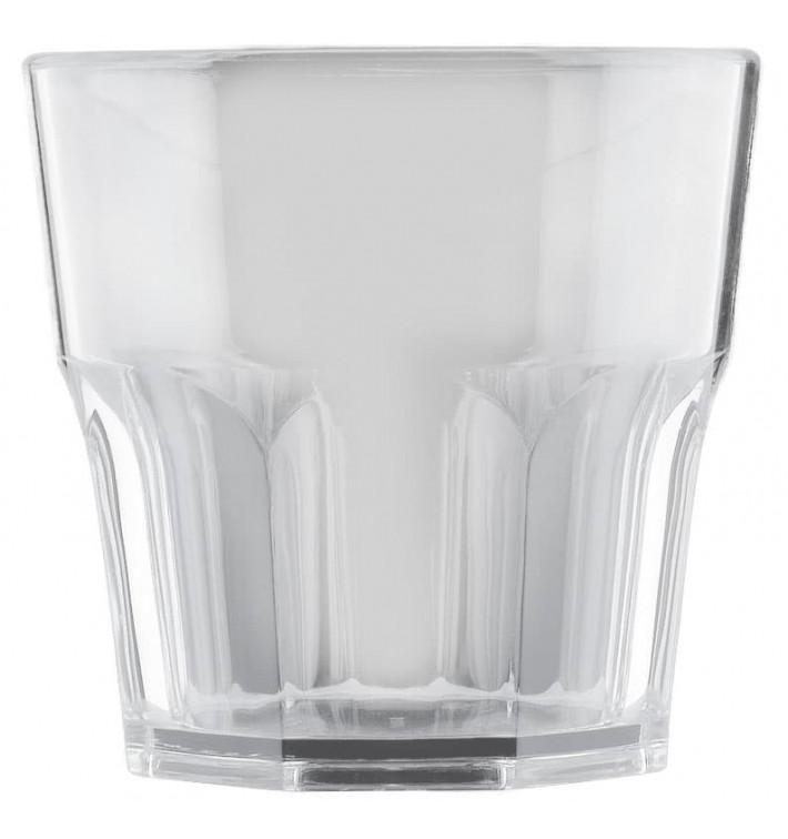 Vaso Reutilizable SAN Mini Drink Transparente 160ml (96 Uds)