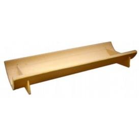 Bandeja de Bambu 20x6x3cm (10 Uds)