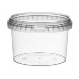Envase de Plastico redondo inviolable 120ml Ø6,9cm (1000 Uds)