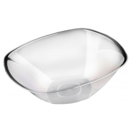 "Bol PS Cristal Duro ""Square"" 3000ml Ø27,7cm (30 Uds)"