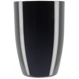 Vaso Plastico Degustacion Negro 150ml (12 Uds)