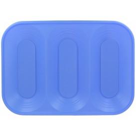 "Bandeja de Plastico PP ""X-Table"" 3C Violeta 330x230mm (2 Uds)"