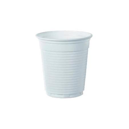 Vaso de Plastico PS Vending Blanco 166ml Ø7,0cm (3000 Uds)