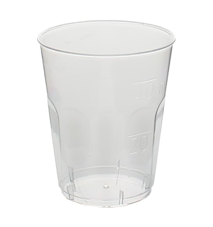 """Vaso Plastico """"Diamant"""" PS Cristal 50ml (600 Uds)"""