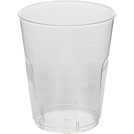"""Vaso Plastico Chupito """"Diamant"""" PS Cristal 50ml (600 Uds)"""