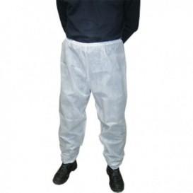 Pantalón TST de PP Industrial Blanco (100 Uds)