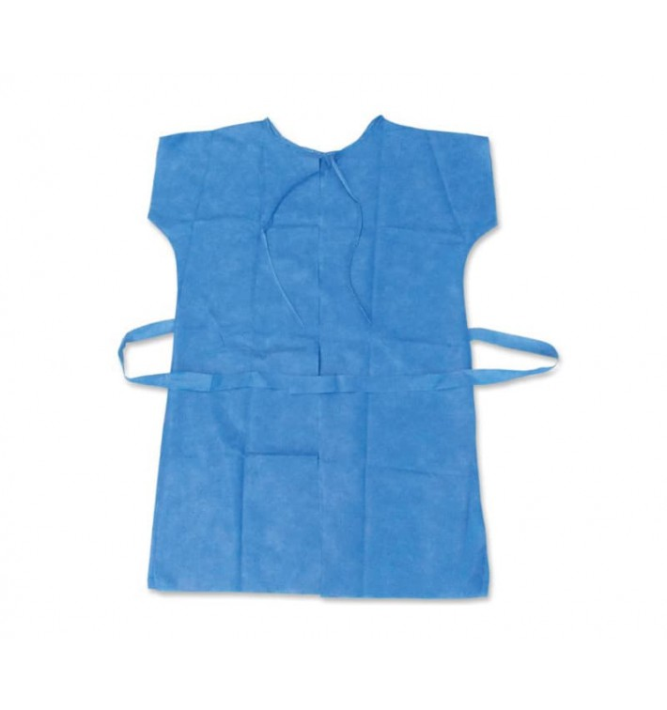 Bata TST para pacientes RX Azul XL (10 Ud)