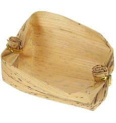 Mini Cesta de Bambou Degustacion 3,8x5,8x3,8cm (500 Uds)