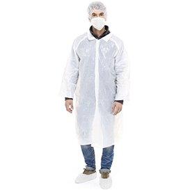 Kit de protección Polietileno 4 piezas Blanco (100 Kits)