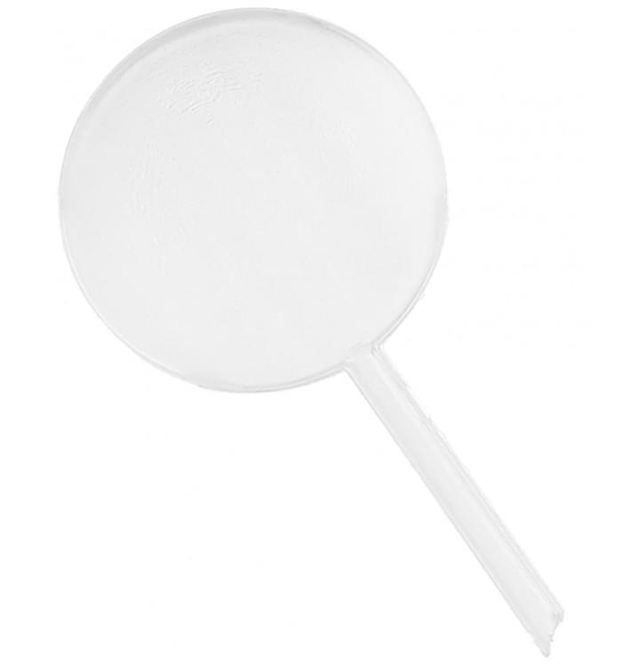 Pipeta de Plástico Ø2,8x5,5cm (1000 Uds)