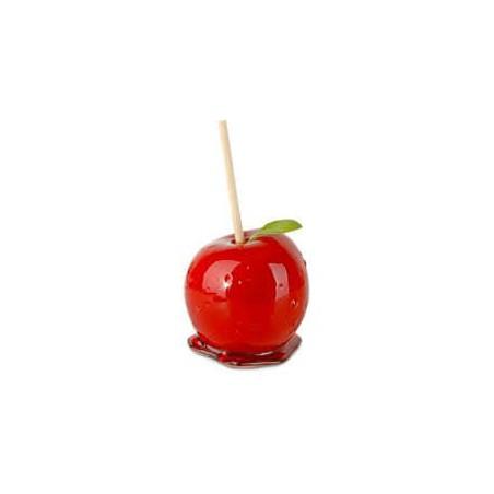 Stick para Manzanas Caramelizadas Ø6x200mm (100 Uds)