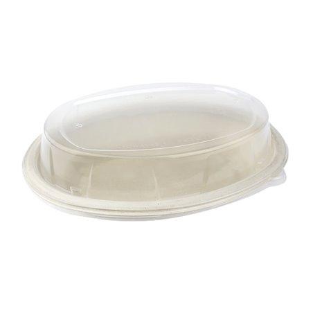 Tapa Cupula de Plastico para Bandeja 240x170mm (300 Uds)