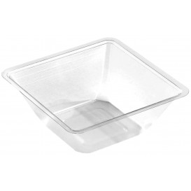 Bol mini de Plástico PET 175ml 90x190x40mm (50 Uds)