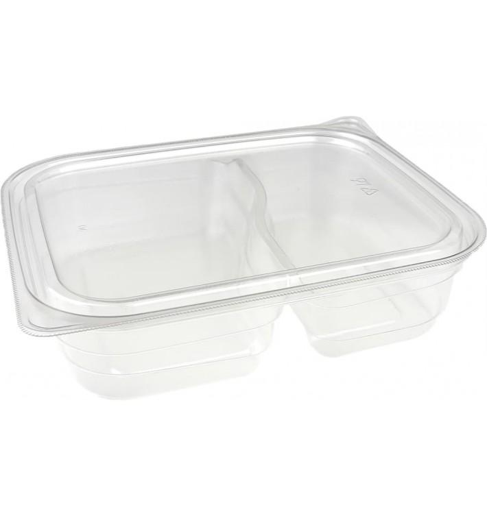 Bol Plástico Inviolable 2C PET 200/280ml 18x15x4cm (450 Uds)