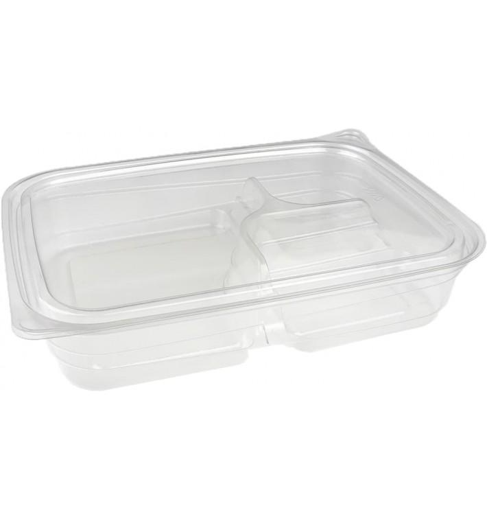 Bol Plástico Inviolable 3C PET 700ml 22x16x4cm (300 Uds)