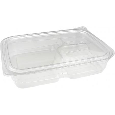 Envase de Plástico PET 3C 700ml 22x16x4cm (300 Uds)