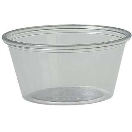 Tarrina de Plástico rPET 2 Oz/59ml (250 Uds)